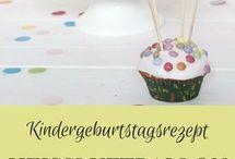 Desserts Kinder