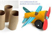 actividades con aviones