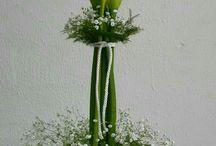 kwiaty układanie