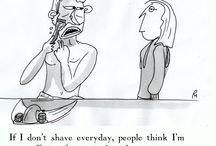 Single-Panel Cartoons by Pollux / Single-Panel Cartoons by Pollux / by Pollux (Paul Morris)