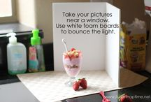 Photography Tips / by Real Mom Nutrition