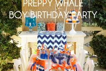 Birthday Party Time / by Kristen Freitas