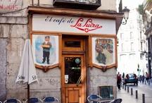 Shops & taverns