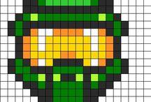 Pixel Art / Dibujos 8-Bit 16-Bit