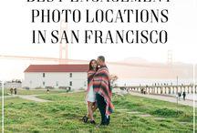 INSPIRATION | Bay Area Locations