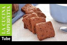 biscotti a  cioccolato