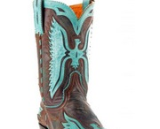 Boots / Boots - a must for every good cowgirl