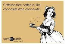 kaffevisdom / Vi elsker kaffe, kaffevisdom og kaffegøy