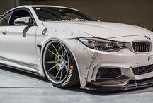 BMW F32 435i SR66 widebody