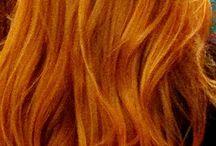 Orange/Red Hair