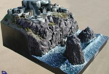 Dioramas mer superbes