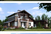 малоэтажный дом