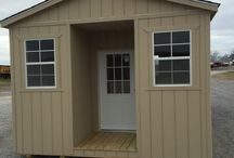custom buildings / These are some recent custom buildings we've done.