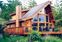 Dream Homes In serene places