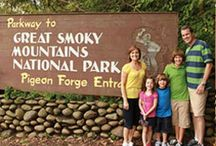 Pigeon Forge Spring 2016 / Use the Pigeon Forge Spring 2016 board to help plan your spring getaway to the Center of Fun in The Smokies, Pigeon Forge, TN.  / by Pigeon Forge Dept. of Tourism