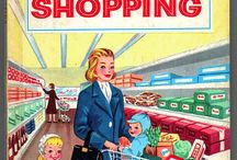 Retro Family / Illustrations, ads, and depictions of another time. Was it really like this? Fun to look back...