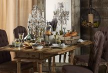 Farmhouse Glam with a touch of Classic