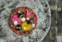 Smukke anretninger / Smuk, dekorativ mad