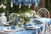 Table decor/party themes