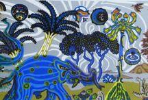 Jesse Allen / Cuando pinto un cuadro estoy creando un lugar secreto. Estoy formando un continente que aún no existe en mi mente. Es un lugar que evoluciona a medida que pinto. Yo quiero que sea hermoso, completo en todo, lógico en su propia lógica, sistemático en su propio sistema, vivo en su propia vida. - See more at: http://www.galeriamonicasaucedo.com/artista/jesse-allen/57#sthash.0tZn0fFJ.dpuf