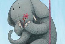 Слоны!