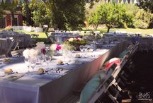 """Un casamiento Soñado / Un casamiento soñado para Sol y Emi, felicitaciones chicos!! Los queremos mucho!   Fue un placer trabajar al lado de este equipo de profesionales para que todo el evento salga perfecto:   Ph: Nathalie Tregouët http://www.nathalie-tregouet.com/  Video: Leo Pafumi http://www.leopafumi.com.ar/  Cátering: Maria Echagüe Catering  Vestido: Gabriel Lage  Dj: Pablo Tapia/ DJ Express   Contillón: De las Bolivianas  Banda: Primos Lejanoss   Salón Estancia La Rosada  / by HNAS. Martín Martin """"objetos de diseño inspirados en momentos felices para festejar"""""""