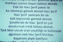 Gelenekten Geleceğe wwwhaciserif.com.tr / Şekerciliğe 1938 yılında Babadağ'da başlayan Mehmet Tevfik Helva ve oğlu Şerif Helvacı bugünlere kadar uzanan bir geleneğin ilk adımlarını atmışlardır. 1950'li yıllarda Şerif Helvacı'nın oğulları Mithat ve Necip Helvacı'nın üçüncü kuşak olarak baba mesleğini şeçmeleriyle; Şerif Helvacı imalathanesini büyütmek istemiş ve Denizli'deki bugünkü yerine taşınmıştır. Burada günün şartlarına göre en son teknoloji ile imalatlarını sürdürmüşler ve hala devam etmektedirler. HACI ŞERİF markası ile imalattan başlayarak müşterilere sunuma kadar aynı kalite ve titizlikle devam eden ve insanların damak zevkine hitap eden bu geleneğin, Gelecek kuşaklara ulaşması ümidiyle…