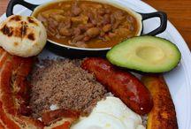 Comida de America Latina / by sio hill