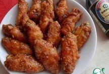 Крылышки по китайски