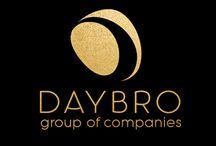 Daybro Group Branding