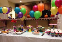 - Kid's birthday party ideas -