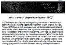 Internet Marketing Basics / Some of the basics about Internet Marketing for your website.
