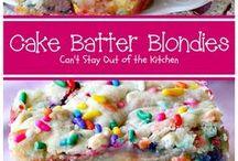 Bake Sale Inspo