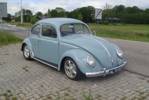 VW Kever Ovaal