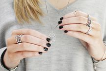 Accessorize Me / Rings, bracelets, earrings, necklaces...everything a girl could want.