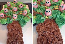 Tårtor och cakepops!