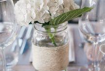 Blommor och dekoration