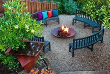 FIRE PITS / RELAXING AND EYE CATCHING IDEAS!