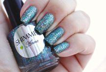 Shimmer Polish - Anna