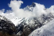 Everest base camp Trekking Nepal / The Everest region is the most famous of trekking spot of Nepal. This is also called Khumbu region which includes Mt. Everest (8,848m), the highest mountain in the world along with many of the world's 8000m peaks such as Makalu, Lhotse and Cho Oyu.