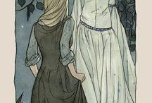 classic tales illustration