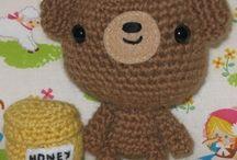 Crochetting - amigurumi
