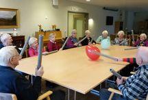 Seniores - atividades