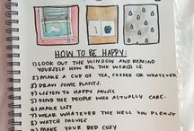 How to be happy :)