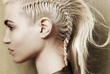 Flot hår