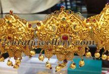 Altın kemerler