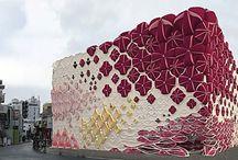 Architecture sensations