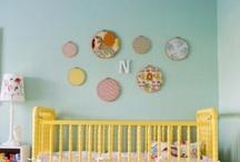 Quarto Baby - Menina / by Tapa na Casa