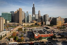 Fall of Darkness- Chicago Setting / The first half of Fall of Darkness is set in Chicago and the surrounding suburbs.