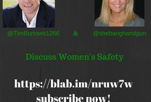 She-Bang! Training Courses and Info / Find out all the great info you can learn from She-Bang! about YOUR safety